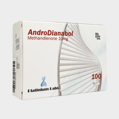 AndroDianabol Platinium Labs (Metanabol) 10mg/tab