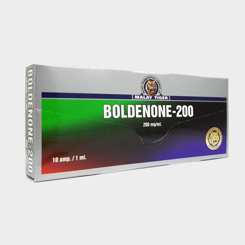 boldenon + nandrolon