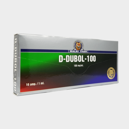 D-Dubol 100 Malay Tiger Nandrolone Phenylopropionate 100mg/ml