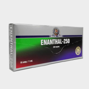 Enanthal-250 Malay Tiger (Testosterone Enanthate) 250mg/ml