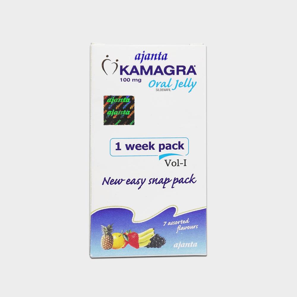 Kamagra Jelly (żelki)
