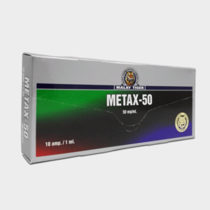 Metax-50 Malay Tiger (Metanabol) 50mg/ml
