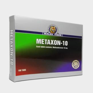 Metaxon-10 Malay Tiger (Metanabol) 10mg/tab
