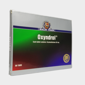 Oxyndrol Malay Tiger (Anapolon) 50mg/tab