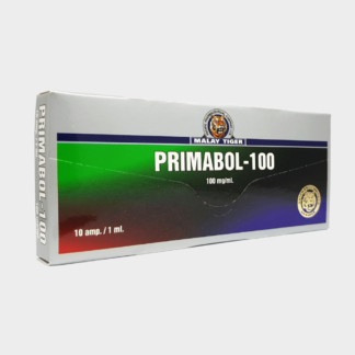Primabol-100 Malay Tiger - Methenolone Enanthate 100mg/ml