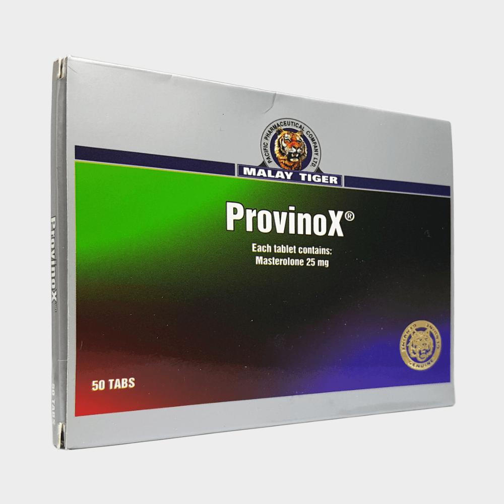 ProvinoX Malay Tiger (Proviron) 25mg/tab