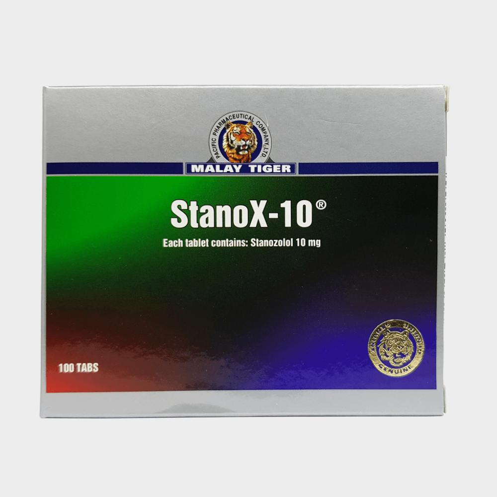 Stanox 10 Malay Tiger (Winstrol) Stanozolol