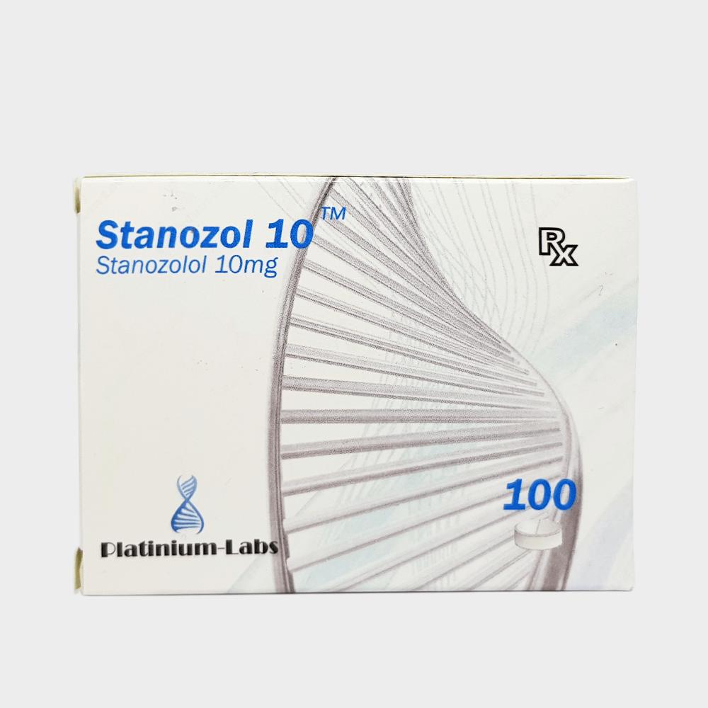 Stanozol 10 Platinium Labs tzw Winstrol (Stanozolol) 10mg/tab