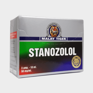 Stanozolol (Winstrol) Malay Tiger 50mg/ml