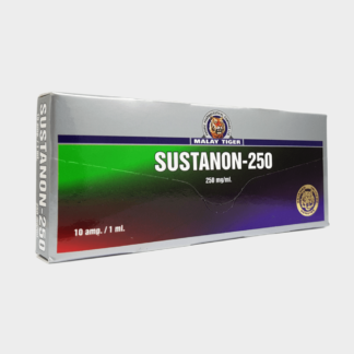 Sustanon-250 Malay Tiger Testosterone Blend 250mg