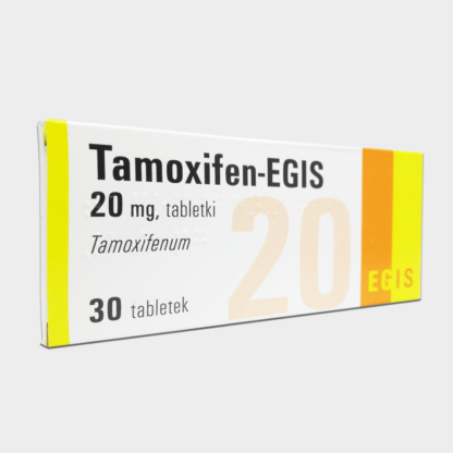 Tamoxifen EGIS (Tamoxifenum) 30 tabletek po 20mg