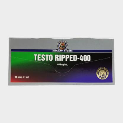 Testo Ripped-400 Malay Tiger