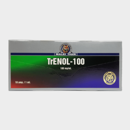 Trenol-100 Malay Tiger Trenbolone Enanthate 100mg/ml