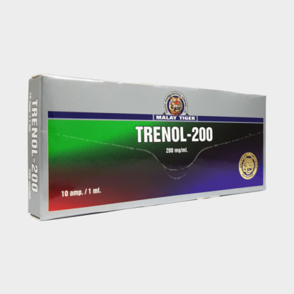 Trenol-200 Malay Tiger Trenbolone Enanthate 200mg/ml