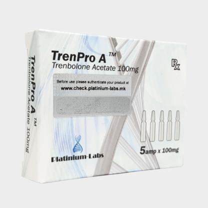 TrenPro A Platinium Labs Trenbolone Acetate 100mg/ml